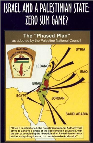 Palestinian Authority's Phased Educational Plan