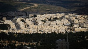 Eastern Jerusalem neighborhood of Ramat Shlomo