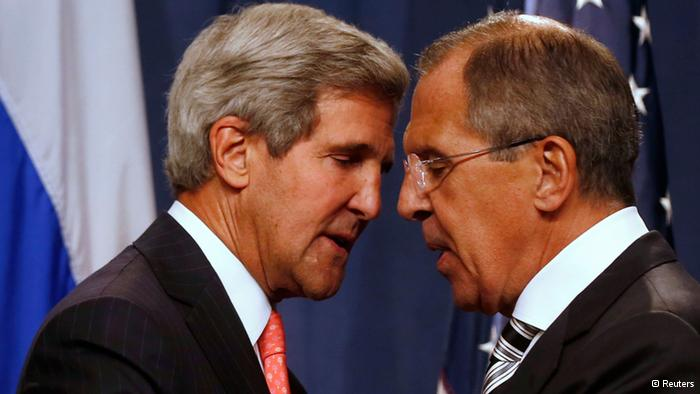 US and Russia agree to deal on Syrian chemical weapons