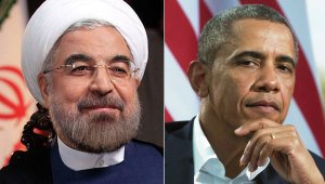 Twittering peace: Iranian President Rouhani, US President Obama