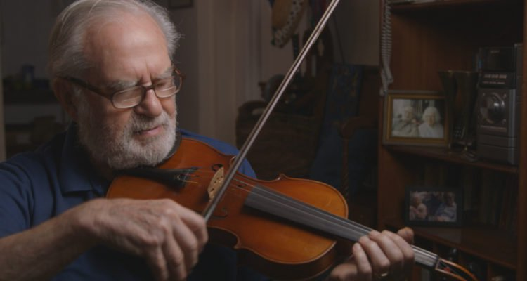 'Joe's Violin' is one of several Holocaust films that promote a political agenda. (joesviolin.com)